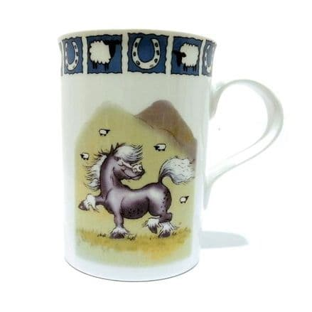 'Lily of the Valley' Pony Mug