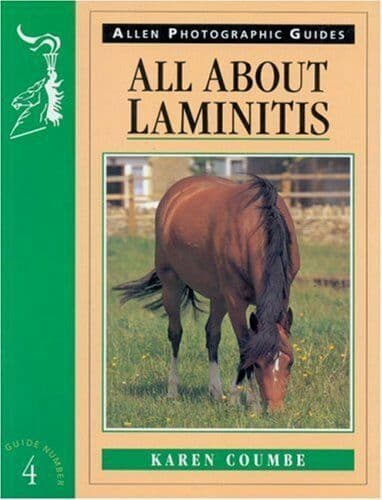 All About Laminits by Karen Coumbe (Paperback 1996)