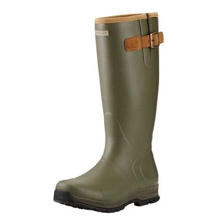Ariat Burford Insulted Wellingtons - Olive