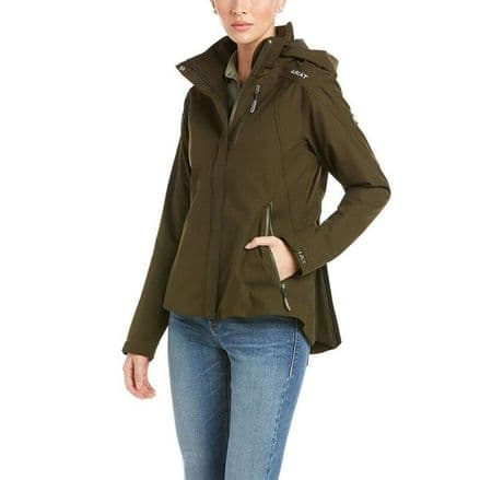 Ariat Ladies Coastal H20 Jacket - Relic