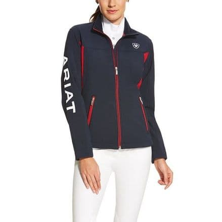 Ariat Team Softshell Ladies Jacket