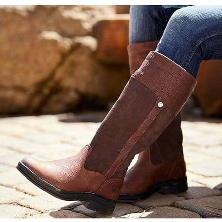 Ariat Windermere II H2O Country Boots - Regular Calf