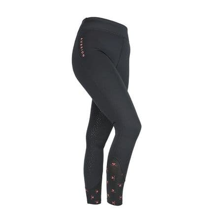 Aubrion Porter Junior Winter Riding Tights
