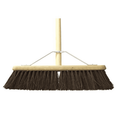 "Bahia Broom 24"" Mixed Platform"