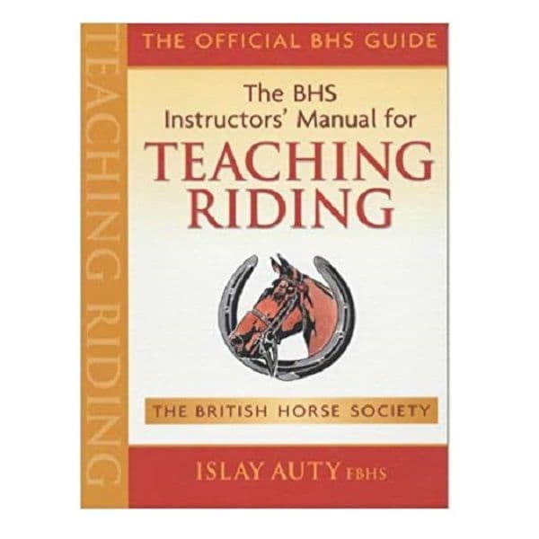 BHS Teaching Riding
