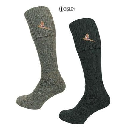 Bisley Pheasant Shooting Socks UK 10-12
