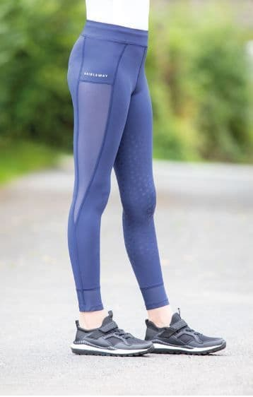 Bridleway Paige Junior Riding Tights