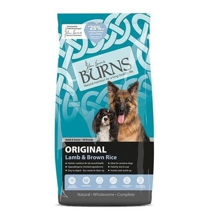 Burns Original Adult Lamb & Rice 12kg