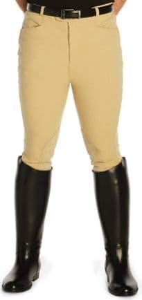 Caldene Men's Field Breeches - Beige