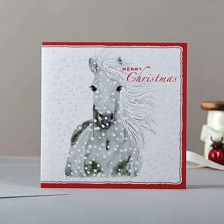 Christmas Card - 'Let it Snow'