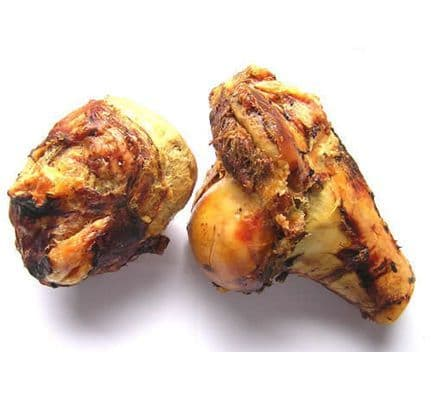Cooked Knuckle Bones Box of 20