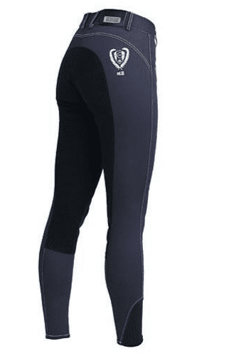 Covalliero Detriot Ladies CoolMax Breeches Navy