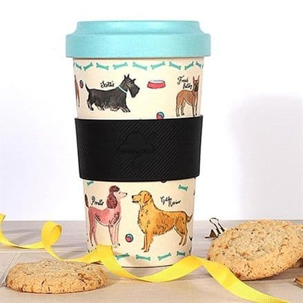 Debonair Dogs Travel Mug