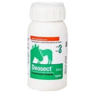 Deosect 250ml  *PLEASE CALL TO ORDER*