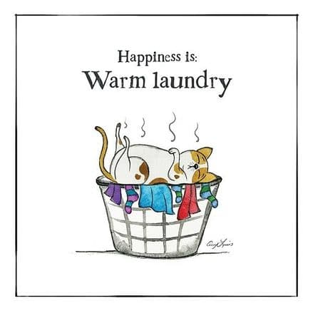 Dog Lovers Selection Cards Warm Laundry