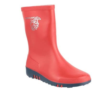 Dunlop Kids Wellingtons
