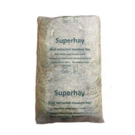 Dust Extracted Super-Hay (Bagged) 20kg