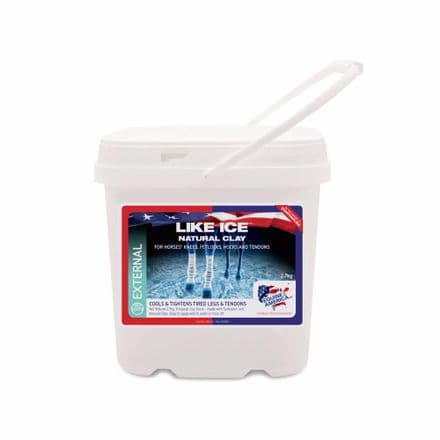 Equine America Like Ice Natural Clay 2.7kg