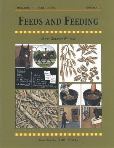 Feeds and Feeding by Mary Gordon-Watson (Paperback 1998)