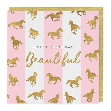 Greetings Cards: The Pink Selection Beautiful