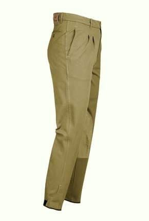 Hac-Tac Classic Men's Competition Breeches - Taupe