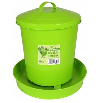 Hen Party Bucket Feeder 4kg