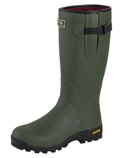 Hoggs of Fife Field Sport Neo-Lined Boots Green