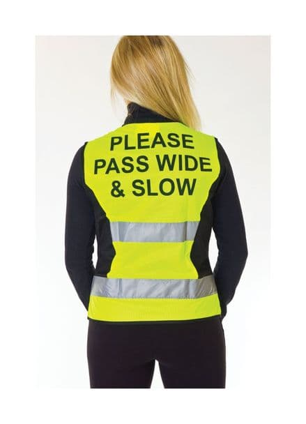 HyViz Wide & Slow Gilet