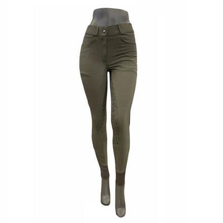 Legacy Ladies Bamboo Breeches - Olive