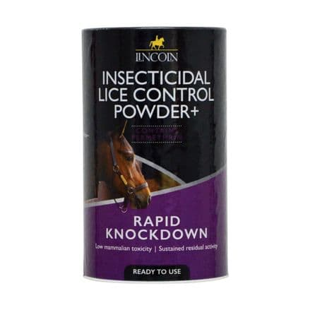 Lincoln Insecticidal Lice Control Powder  750g