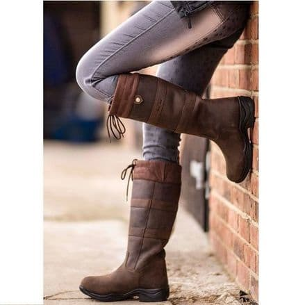 Mark Todd Country Boot - Brown