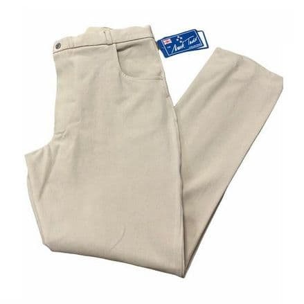 Mark Todd Men's Riding Trousers - Beige