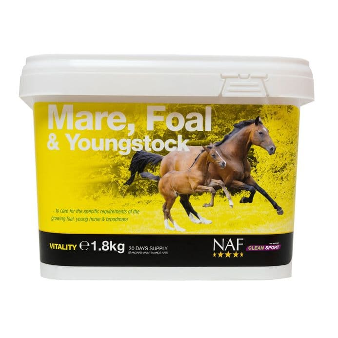 NAF Mare Foal & Youngstock 1.8kg