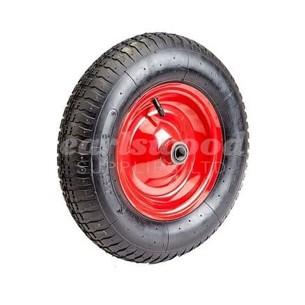 Puncture Proof Spare Wheel for Twin Barrow.