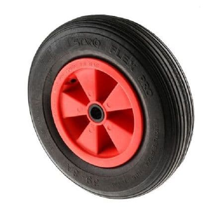 Puncture Proof Wheel For 120 Litres Stable Barrow