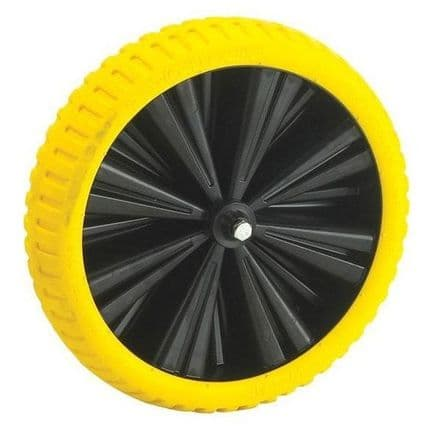 Puncture Proof Wheel for Super Barrow