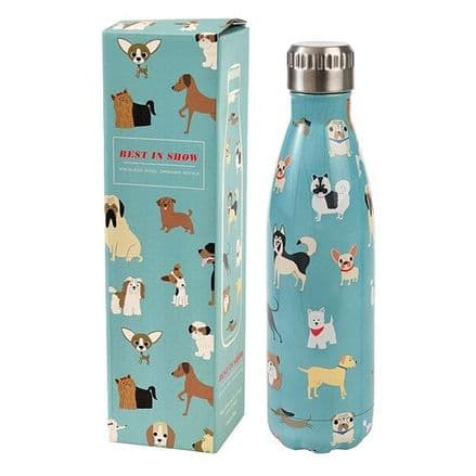 Rex London Stainless Steel Bottle  'Best in Show'