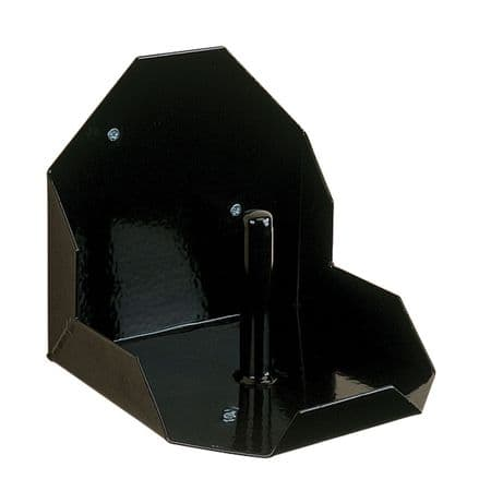 Round Salt Lick Holder (S25A) Black