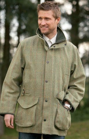 Sherwood Windsor Tweed Mens Jacket