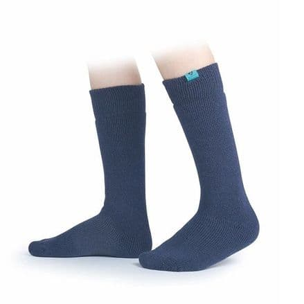 Shires Collier Boot Socks - Navy