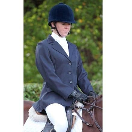 Shires Cotswold Ladies Show Jacket Black