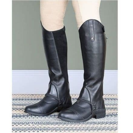 Shires Moretta Synthetic Gaiters - Adult