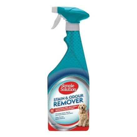 Simple Solutions Stain & Odour Remover 750ml