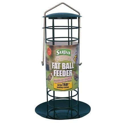 Supa Fatball Feeder with Tray
