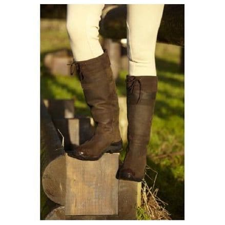 Toggi Canyon Leather Riding and Country Boot - Regular Calf