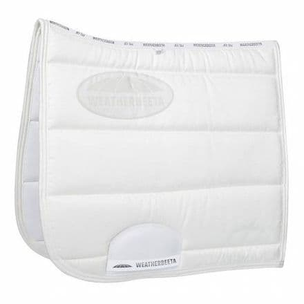 Weatherbeeta Elite Dressage Pad White