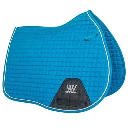 Woof Wear General Purpose Saddle Cloth - Turquoise