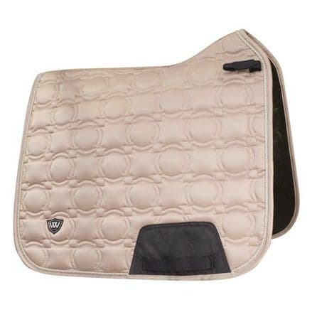 Woof Wear Vision Dressage Pad - Champagne