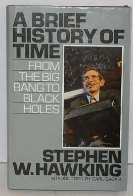 A Brief History of Time by Stephen W. Hawking - 0593015185