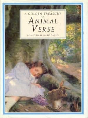 A Golden Treasury of Animal Verse by Mark Daniel - 1851454071